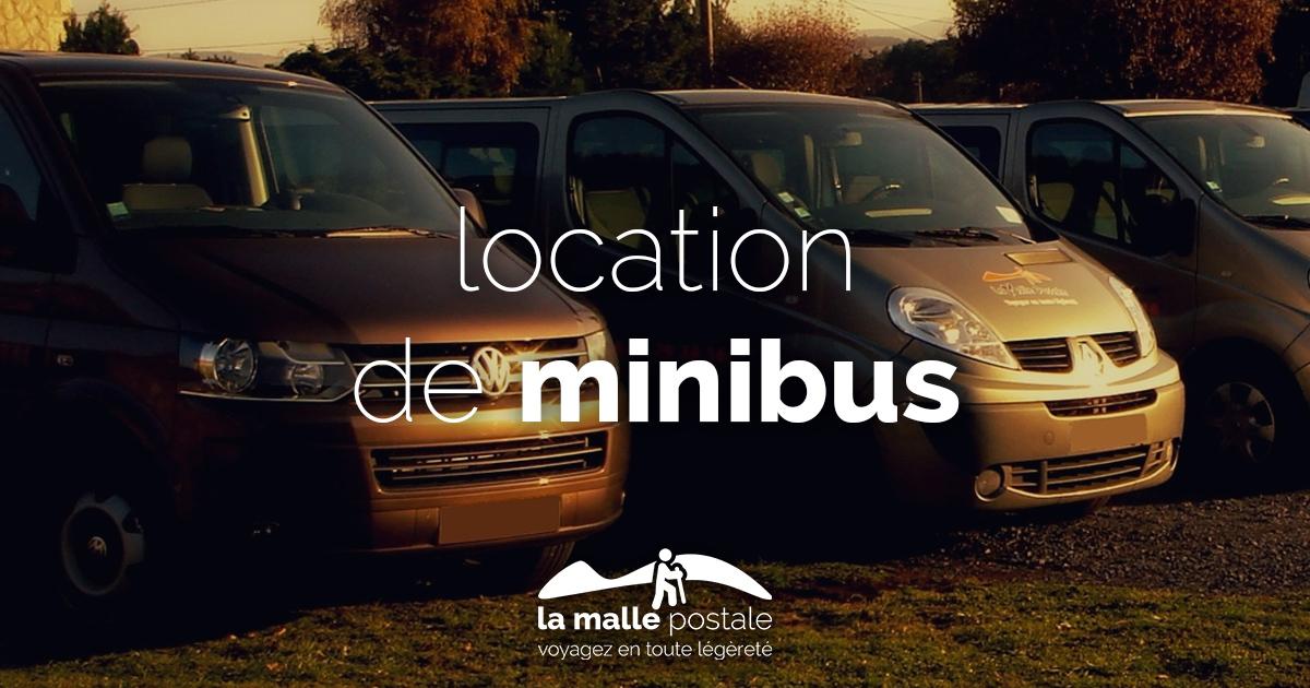 Location minibus haute loire