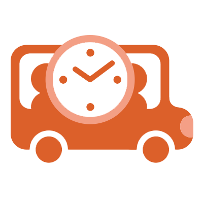 illustration du service Compostela Shuttle