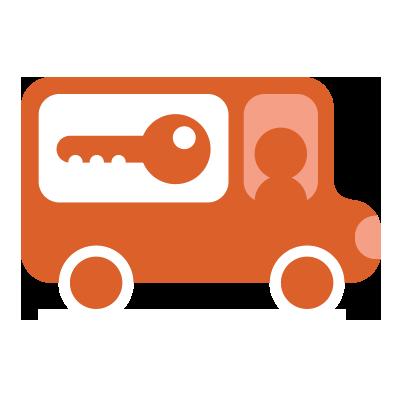 illustration du service Location de mini-bus