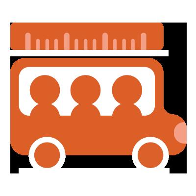 illustration du service Passenger transportation