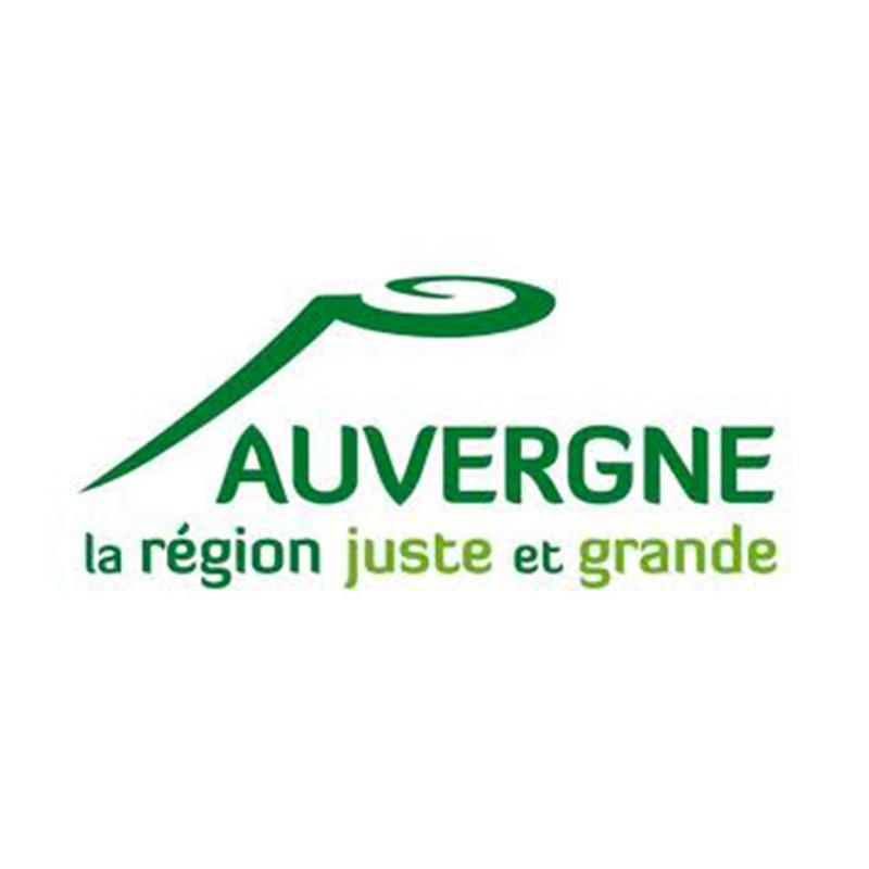 Logo Région Auvergne
