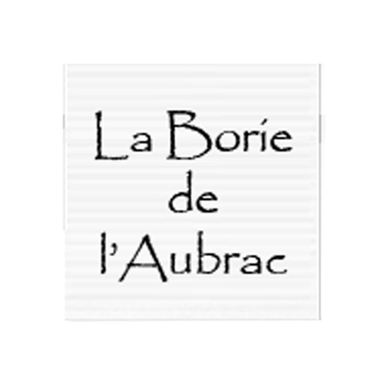 Logo de la Borie de L'Aubrac