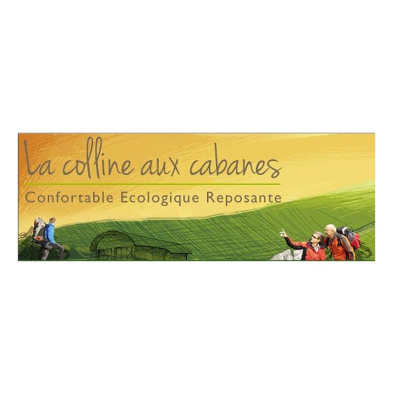 Logo la Colline aux Cabanes