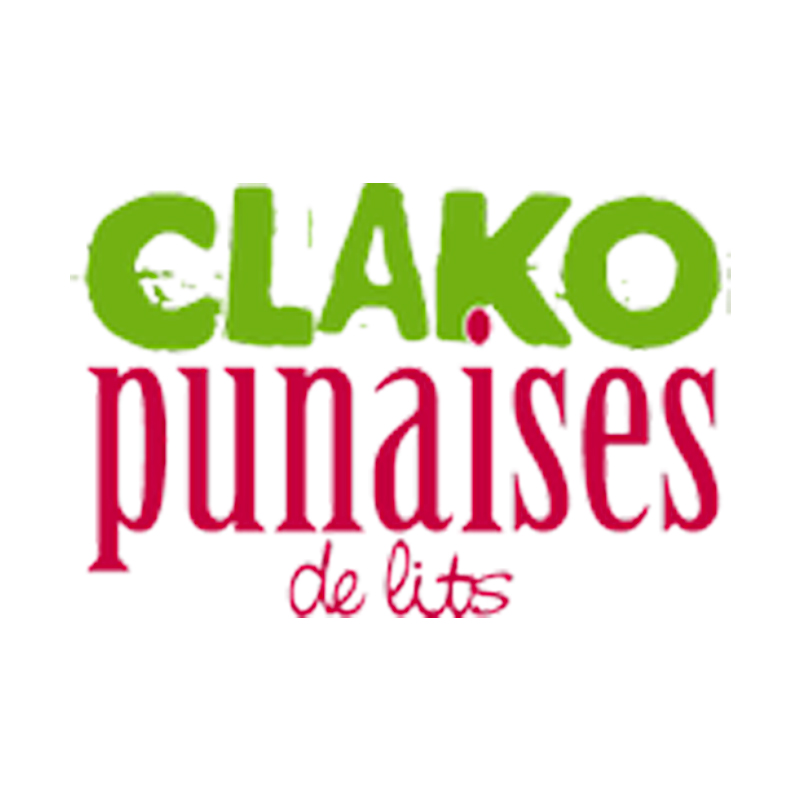 Logo de Clako Punaises