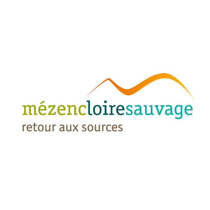 Logo tourisme Mezenc - Loire sauvage