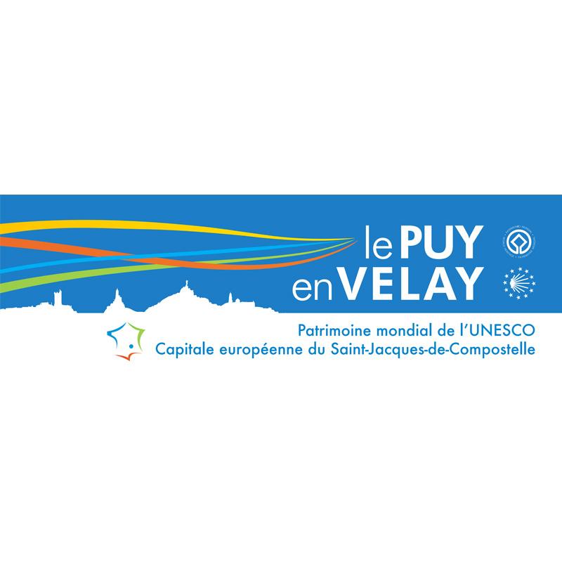 Logo de l'office de Tourisme du Puy en Velay