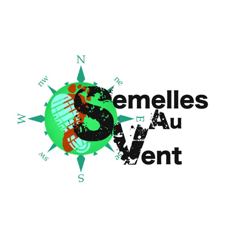 Logo Semelles au Vent