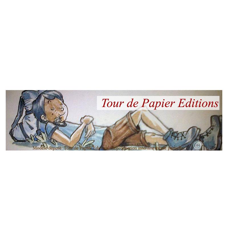 Logo des éditions Tour de Papier