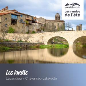 Le village de Lavaudieu  - ©Jérémie Mazet