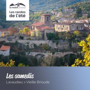 Vieille-Brioude  - ©Jérémie Mazet