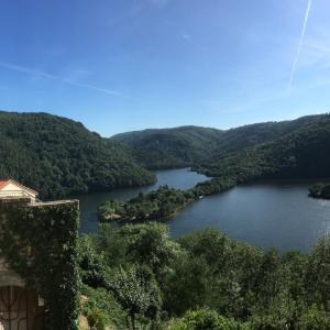 Le barrage de Saint-Victor-sur-Loire